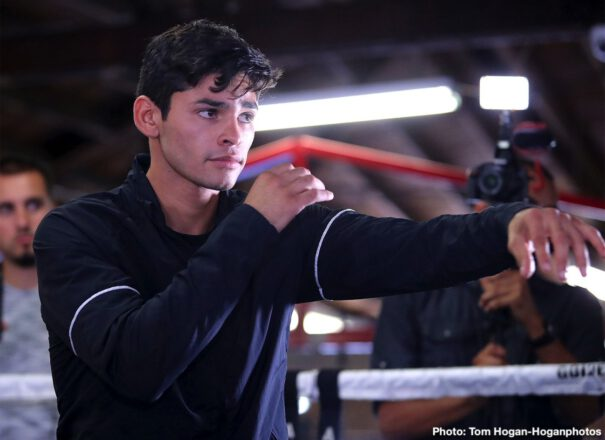 Jaime Munguia, Patrick Allotey, Romero Duno, Ryan Garcia - Boxing News