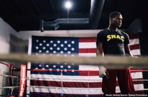 Zaur Abdullaev - Devin Haney is thrilled to have the chance to land the WBC Interim World Lightweight title when he faces Zaur Abdullaev at the Hulu Theater at Madison Square Garden in New York on Friday September 13, live on DAZN in the US and on Sky Sports in the UK.