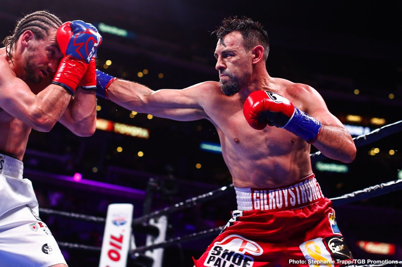 "Robert Guerrero - After winning three fights on his comeback trail, Robert ""The Ghost"" Guerrero (36-6-1, 20 KOs) is ready to step up in competition. The former multiple division world champion is looking to step in the ring with any of the big names at welterweight in the upcoming 2020 year."