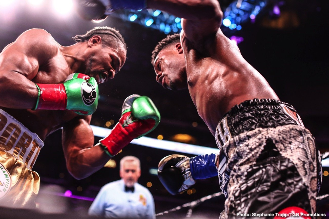 Shawn Porter - David H. (Cincinnati, OH): I read your social media post (FB) regarding the Spence vs Porter fight and felt you were pretty tough on Spence's performance. Can you explain your position on the way he performed and how you felt about his effort?