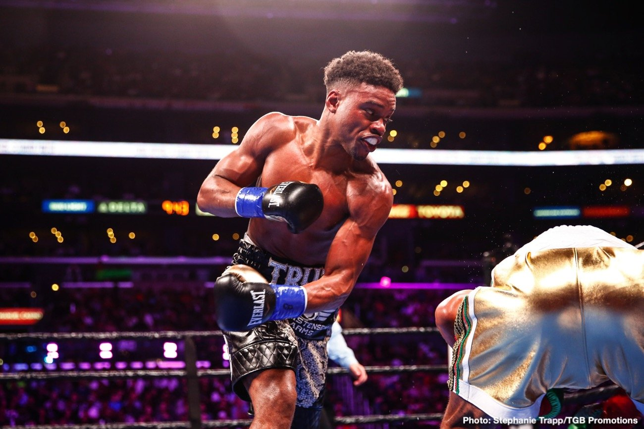 Danny Garcia, Errol Spence - What can we say about the year 2020? What words would sum it up so far? Crazy? Scary? Unprecedented things happening? Devoid of basic normality? A bad and frustrating year for sport, all sport, with boxing perhaps taking the biggest hit?