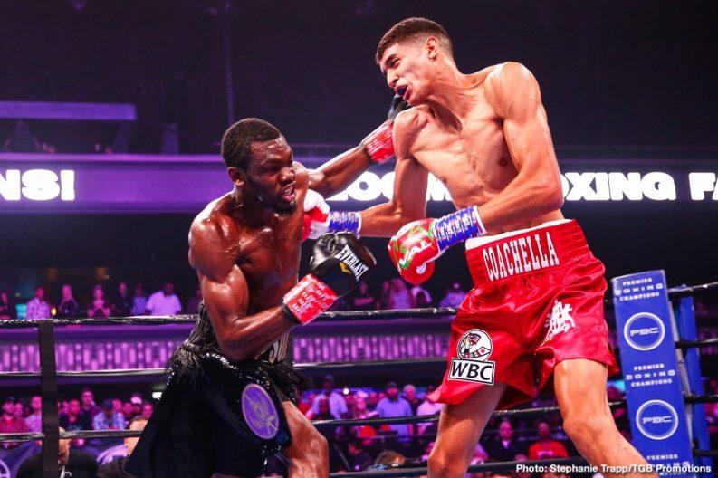 Erislandy Lara Ramon Alvarez Sebastian Fundora Boxing News Boxing Results