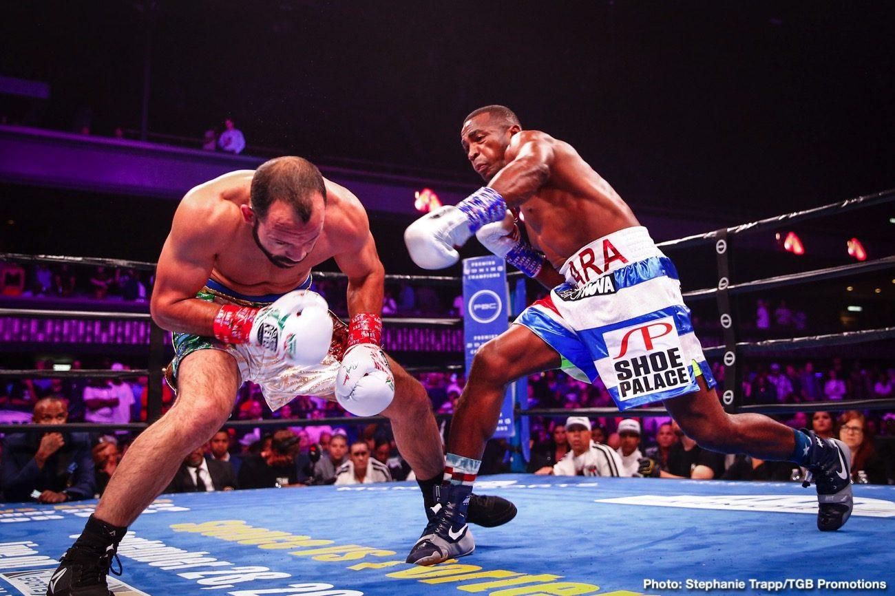 Erislandy Lara Ramon Alvarez Boxing News Boxing Results Top Stories Boxing