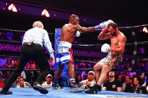 "Erislandy Lara - Erislandy ""The American Dream"" Lara knocked out Ramon ""El Inocente"" Alvarez in the second round (2:03) to capture the WBA Super Welterweight title Saturday night from The Armory in Minneapolis."