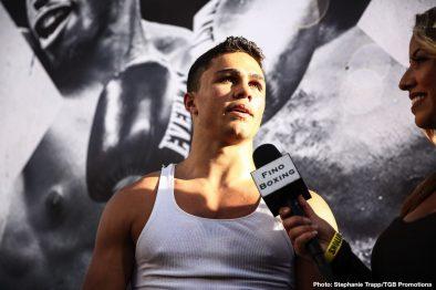 Anthony Dirrell David Benavidez Errol Spence Shawn Porter Boxing News