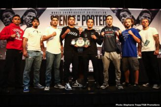 Batyr Akhmedov, Errol Spence, Joey Spencer, John Molina, Josesito Lopez, Mario Barrios, Robert Guerrero, Shawn Porter - Boxing News