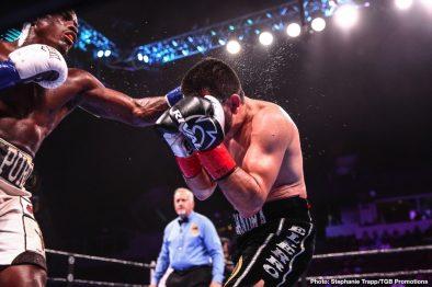 Alfredo Angulo Chris Colbert Peter Quillin Thomas Dulorme Boxing News Boxing Results