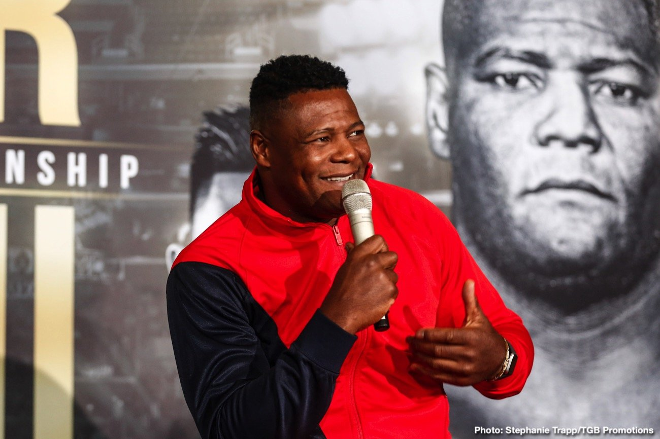 Deontay Wilder Fox Sports PPV Luis Ortiz Boxing News