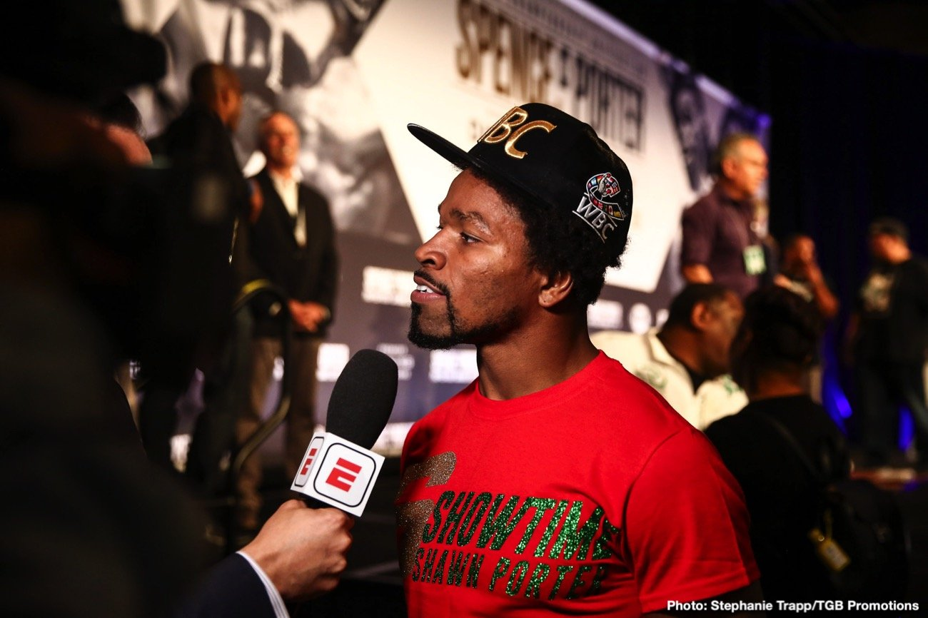 Nathaniel Gallimore, Sebastian Formella, Sebastian Fundora, Shawn Porter - Two-Time Welterweight Champion Shawn Porter Takes on Undefeated Sebastian Formella in Welterweight World Title Eliminator Headlining FOX PBC Fight Night & on FOX Deportes   This Saturday, August 22 From Microsoft Theater in Los Angeles