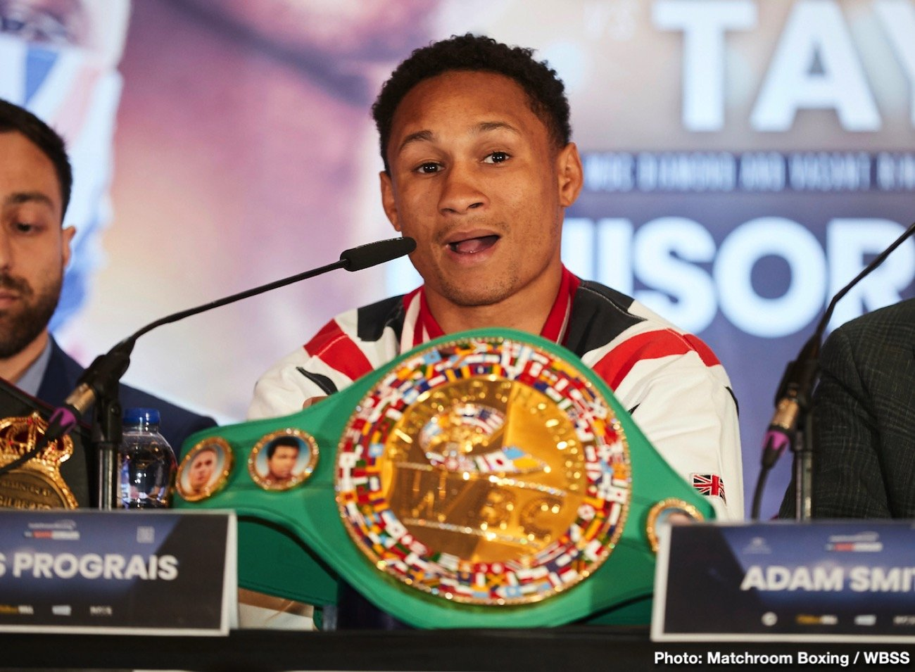 Prograis said what separated IBF welterweight champion Spence (26-0, 21 KOs) and WBC champ Porter (30-3-1, 17 KOs) was the 11th round knockdown that Errol scored.