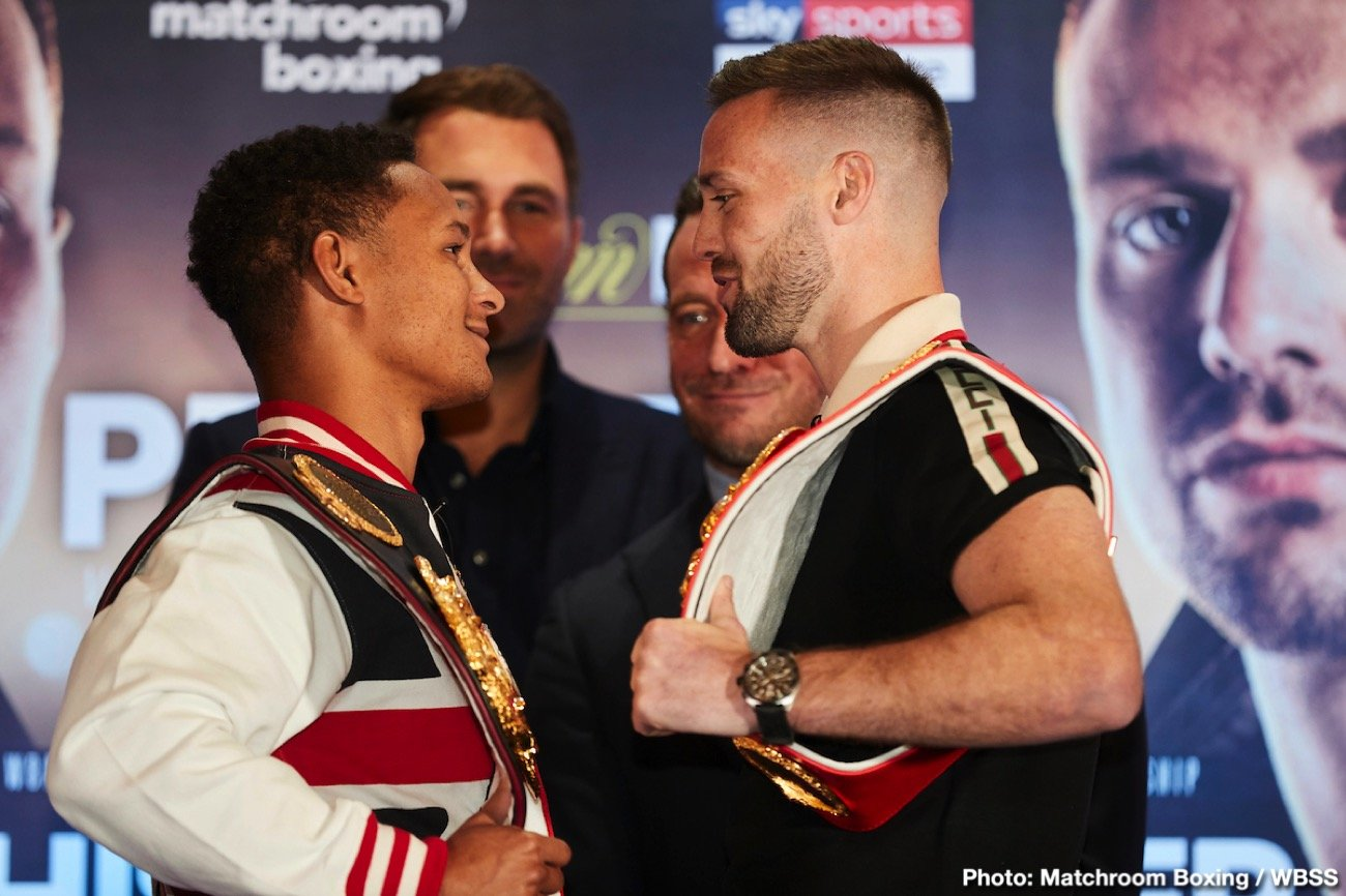 Promoter Kalle Sauerland says there's no way that there won't be a winner in this Saturday's World Boxing Super Series tournament final between IBF light welterweight champion Josh Taylor and WBA champion Regis Prograis. Sauerland there will be a 4th judge that will score the fight in the event that the 3 judges have the fight scored as a draw.