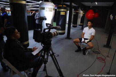 Jaime Munguia Boxing News