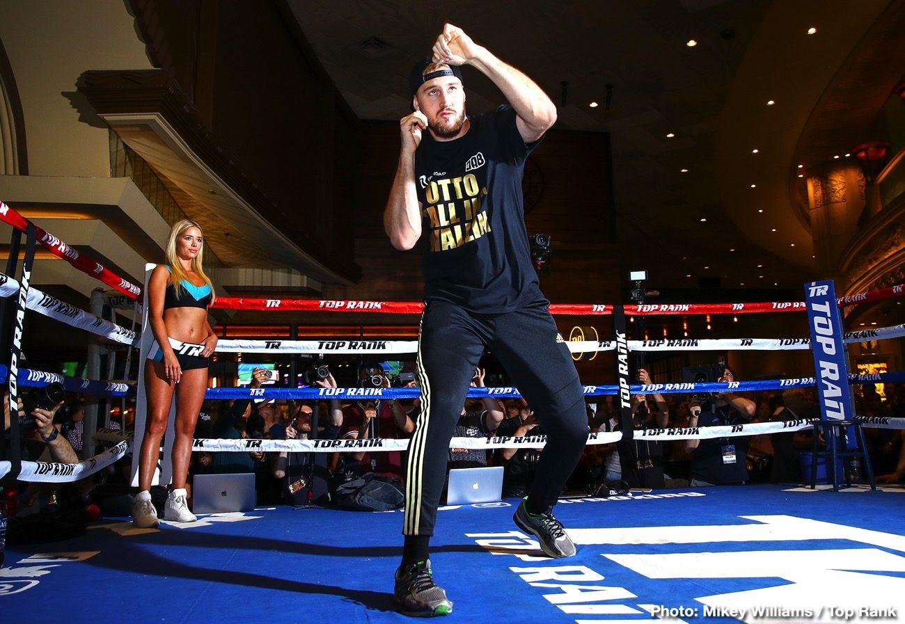 Adrien Broner, Dominic Breazeale, Otto Wallin - Boxing News