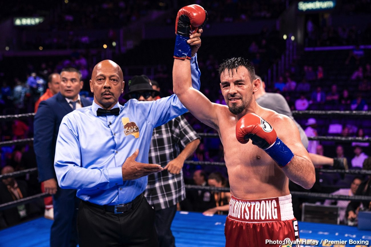 Amir Khan, Manny Pacquiao, Robert Guerrero, Victor Ortiz, Yordenis Ugas - Boxing News