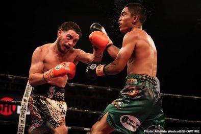 Michael Dutchover Thomas Mattice Boxing News Boxing Results