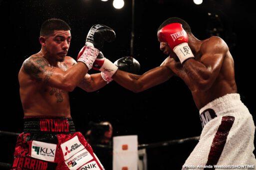 Michael Dutchover, Thomas Mattice - Boxing News
