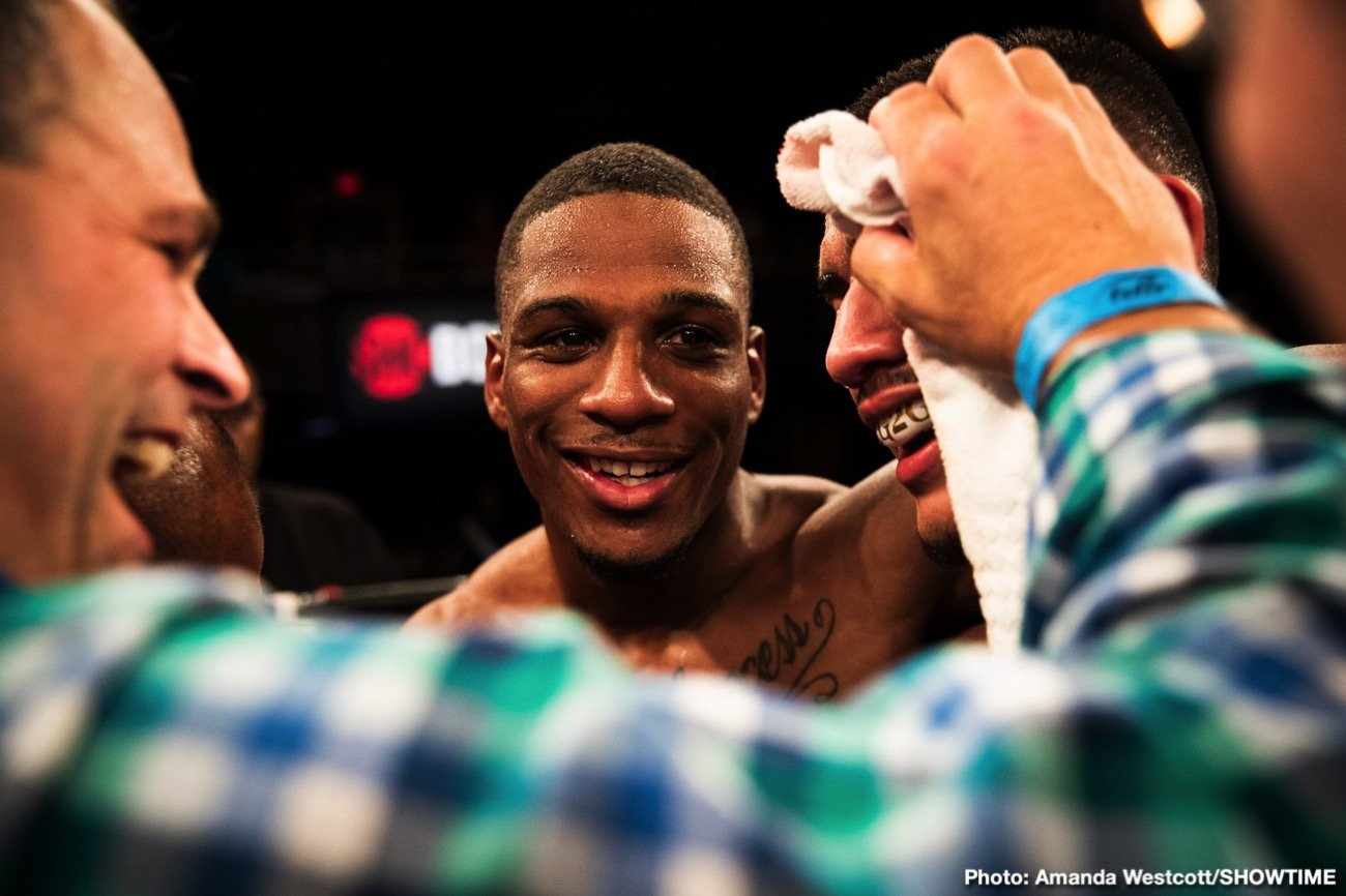 Isaac Cruz Gonzalez - Rising lightweight prospect Thomas Mattice will face hard-hitting Isaac Cruz Gonzalez in the 10-round main event of ShoBox: The New Generation on Friday, February 14 live on SHOWTIME from 2300 Arena in Philadelphia.