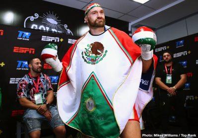 Carlos Cuadras Emanuel Navarrete Jose Pedraza Jose Zepeda Juan Miguel Elorde Otto Wallin Tyson Fury Boxing News Boxing Results Top Stories Boxing