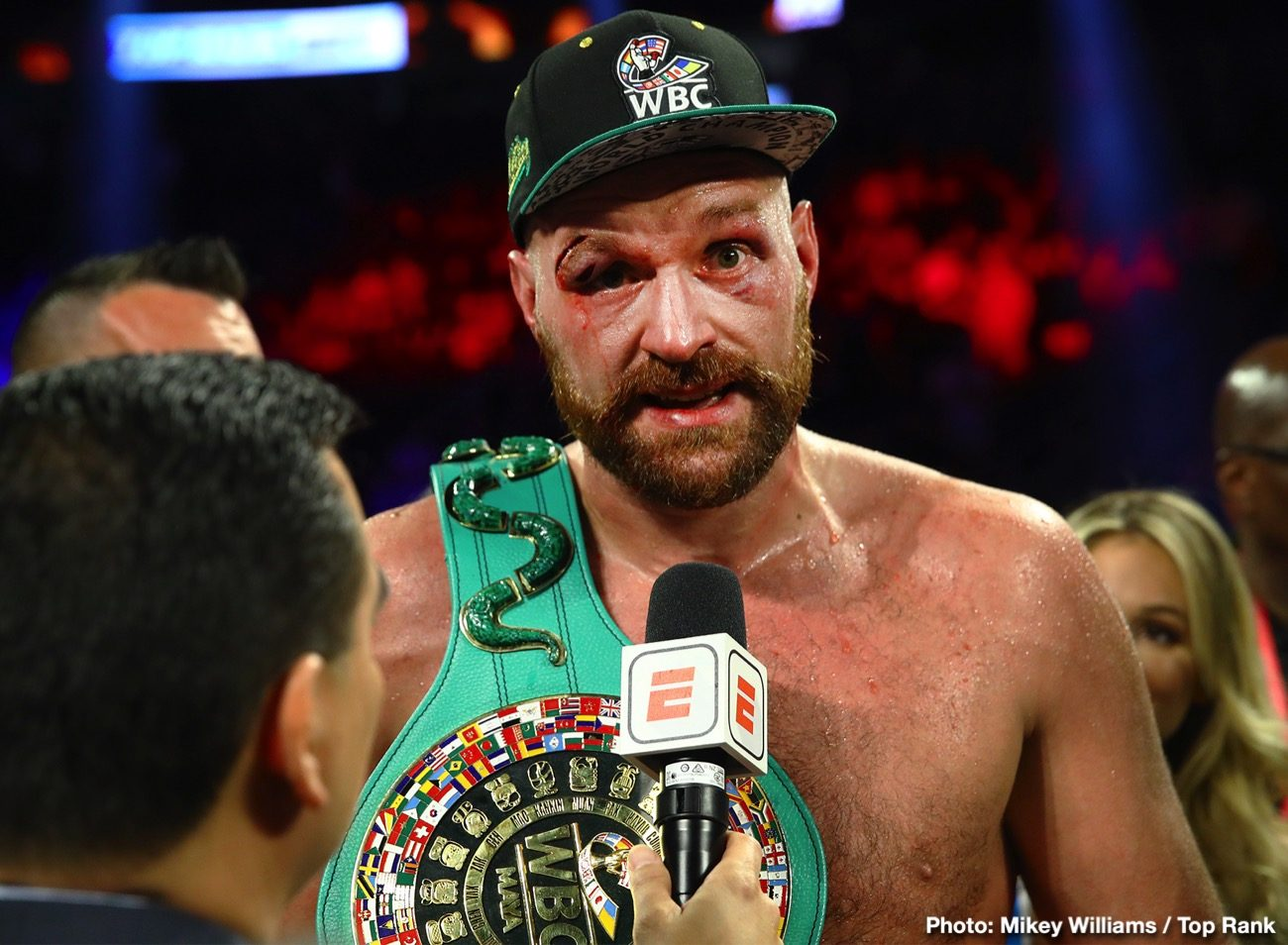 Lennox Lewis Tyson Fury Vitali Klitschko Boxing History Boxing News British Boxing
