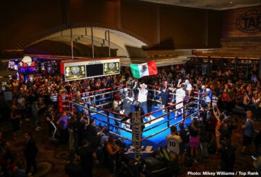 Emanuel Navarrete, Jose Zepeda, Juan Miguel Elorde, Otto Wallin, Tyson Fury - Tyson Fury sure knows how to dress for the occasion. Fury, the lineal heavyweight champion, entered Tuesday's media workout in a traditional lucha libre wrestling mask. Fury will defend his title against fellow unbeaten Otto Wallin Saturday at T-Mobile Arena as part of the Las Vegas' Mexican Independence Day Weekend festivities.