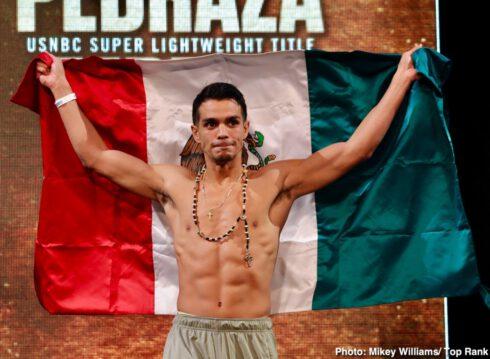 Carlos Cuadras, Emanuel Navarrete, ESPN, Jose Pedraza, Jose Zepeda, Juan Miguel Elorde, Otto Wallin, Tyson Fury - Boxing News