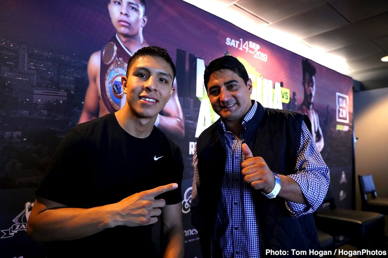 Gennadiy Golovkin, Golden Boy Promotions, Jaime Munguia, Oscar De La Hoya - Boxing News