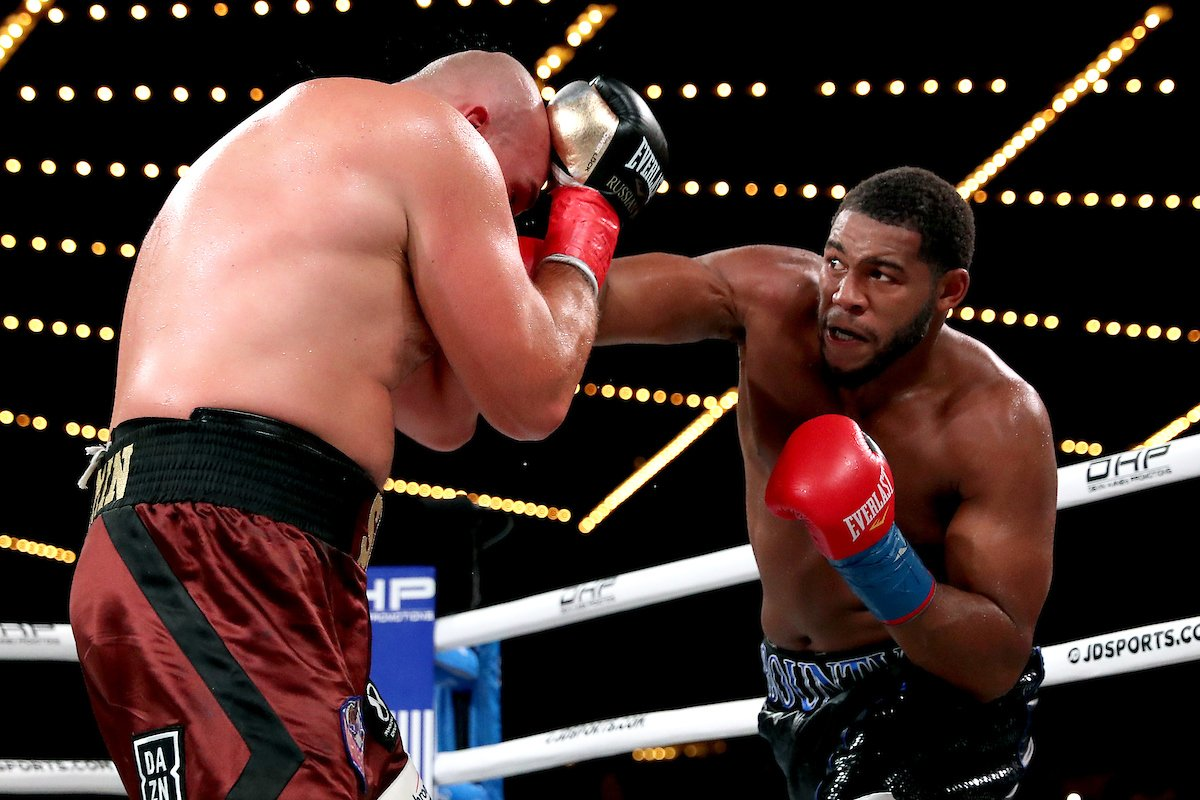 Michael Hunter Boxing News Boxing Results Top Stories Boxing