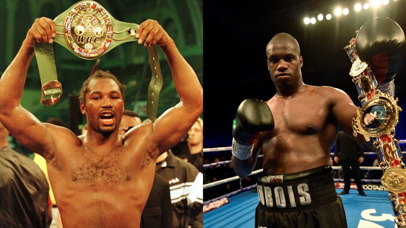 Daniel Dubois - WHEN PUSHED ON which former boxer supplied the greatest influence on his style, Daniel Dubois had little hesitation in naming the most successful British heavyweight of all-time.