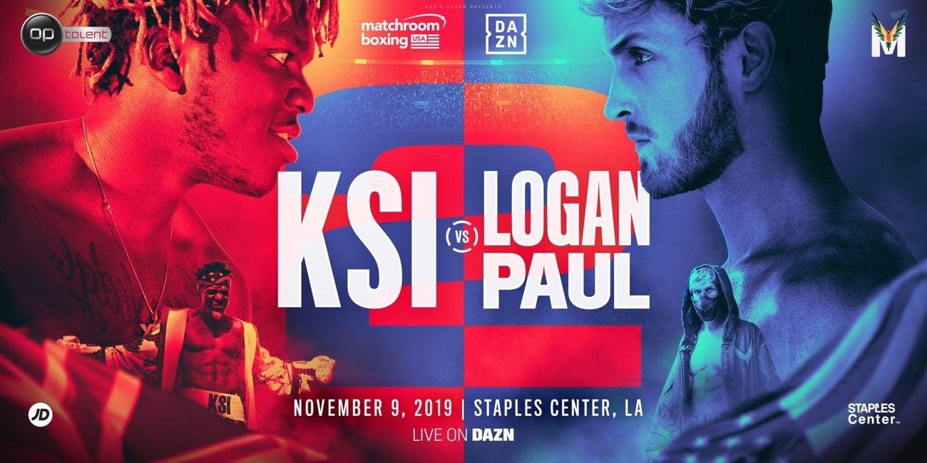 KSI Logan Paul