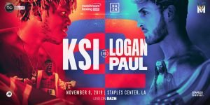"""Logan Paul - DAZN TO PRESENT """"COUNTDOWN TO KSI VS. LOGAN PAUL 2"""" LIVE ON YOUTUBE, TWITTER AND TWITCH PRIOR TO SATURDAY'S MAIN EVENT"""