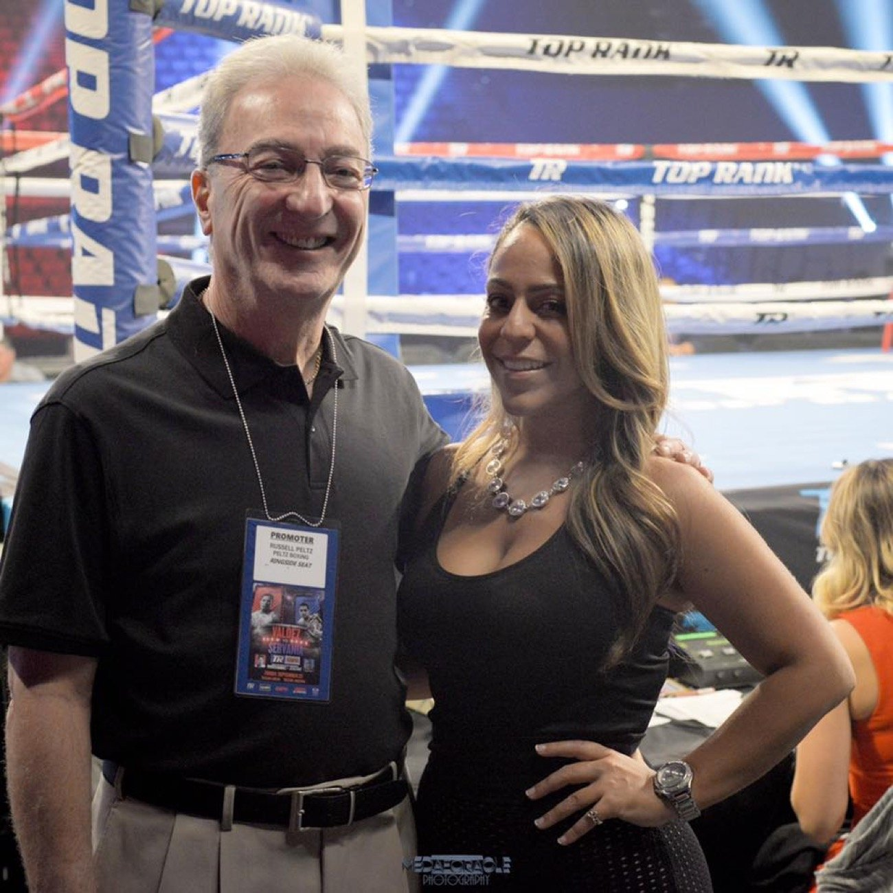- J Russell Peltz Celebrates Half Century in Boxing