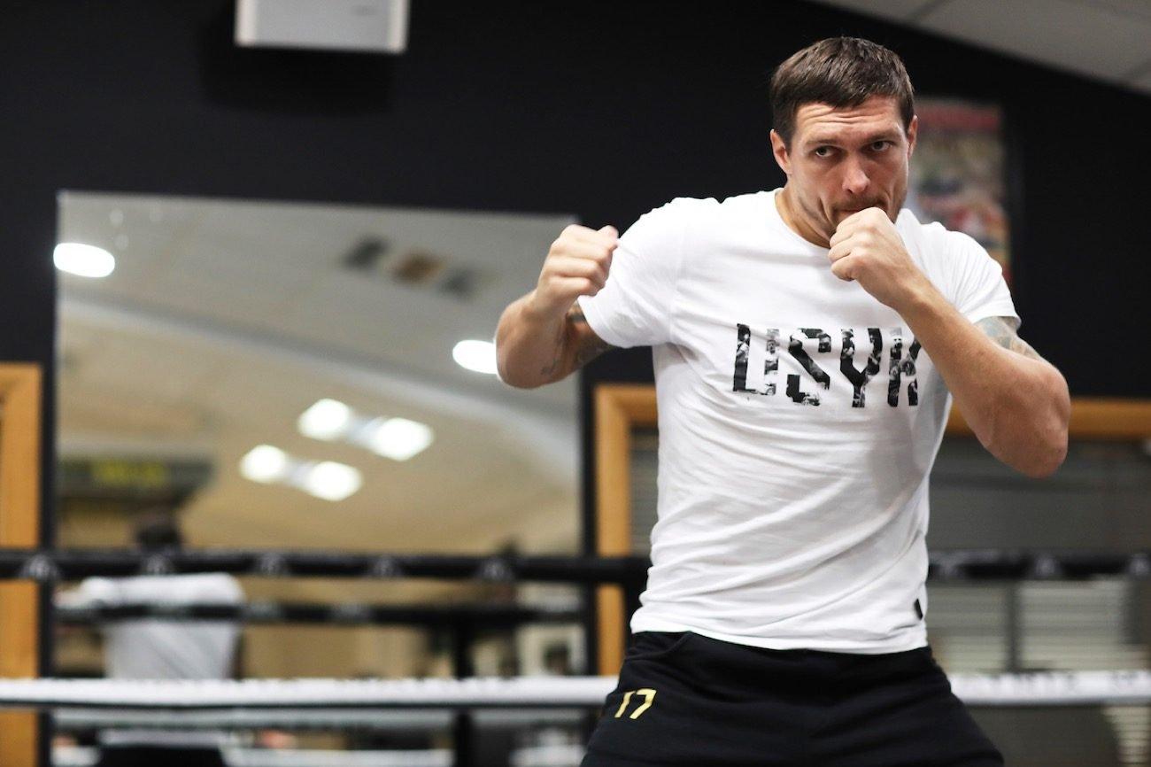 Alexander Usyk, Anthony Joshua, Tony Bellew - Boxing News