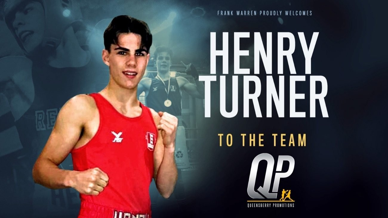 Henry Turner British Boxing Press Room