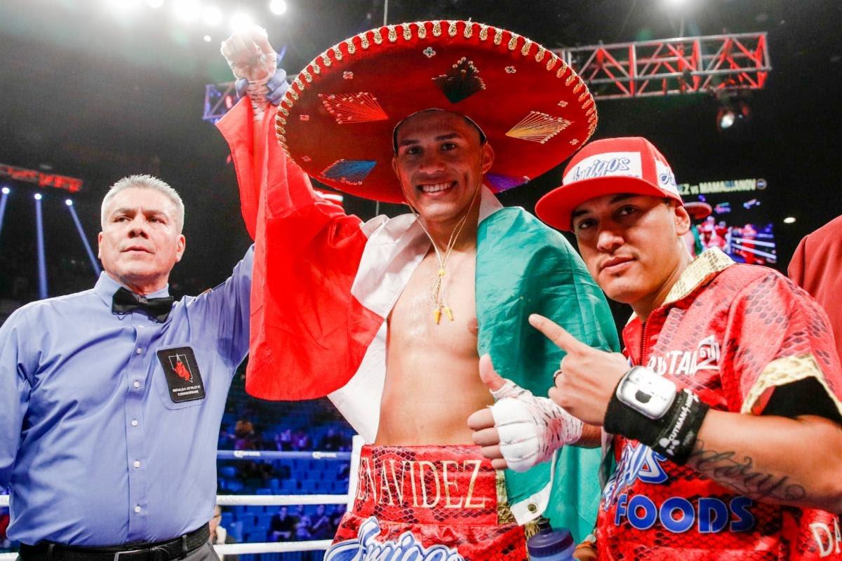 Mexican Independence Day and boxing have gone hand in hand for generations, with Mexican and Mexican-American champions routinely competing in the biggest fights around this time of year. In anticipation of their own fight night on Saturday, September 28 at STAPLES Center in Los Angeles, closely following this weekend's celebrations, David Benavidez, Mario Barrios, Josesito Lopez, John Molina, Jr. and Robert Guerrero shared their memories of the holiday and country's proud fighting tradition.