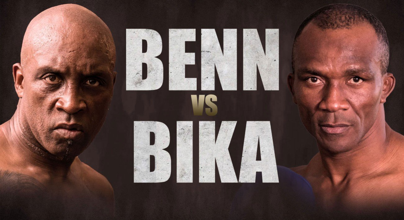 Nigel Benn - Nigel Benn's planned ring return at age 55 has now been cancelled. The former middleweight and super-middleweight champion has announced on social media how he suffered a shoulder injury and has now been forced to scrap his comeback. Benn was to have fought fellow former champ Sakio Bika up at light-heavyweight on November 23rd.