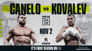 "Canelo Alvarez - <p>Canelo Alvarez (51-1-2, 34 KOs), the face of boxing and the king of the middleweight division, hosted an international media conference call today to discuss his upcoming 12-round bout against champion Sergey ""Krusher"" Kovalev (34-3-1, 28 KOs) for the WBO Light Heavyweight World Title. Oscar De La Hoya, Chairman and CEO of Golden Boy, participated on the call, along with trainers Eddy Reynoso and Jose ""Chepo"" Reynoso. The event will take place Saturday, Nov. 2 at the MGM Grand Garden Arena in Las Vegas and will be streamed live exclusively as one of the most anticipated events this fight season on DAZN.   Below is what today's participants had to say on the call:  OSCAR DE LA HOYA: Hello, and thank you for dialing into the Canelo Alvarez media call. On November 2, Canelo Alvarez will look to make history as he moves up two weight classes, challenging Sergey ""Crusher"" Kovalev for the WBO light heavyweight world title. Keep in mind that Sergey Kovalev has a record of 34-3 with 29 knockouts, so obviously this is a very, very difficult and tough challenge, but that's exactly who Canelo is, a guy who challenges the very best and will always do so.  Tickets are still on sale and selling fast, so we're really excited about that, and this historical fight will take place exclusively live on DAZN, the sports streaming platform that has changed the way consumers enjoy combat sports. We want to thank DAZN for providing us at Golden Boy with the best platform in boxing.  We are also happy to announce that our sponsors for a long time for many years are Tecate, the official beer of boxing, and Hennessy, never stop, never settle, and the brand new Grapefruit Crush Knockout flavor.  We will now open it up for questions, and I am also happy to announce that Ryan Garci­a, who is the up-and-coming superstar in boxing, will also be participating in the co-main event, and he is also trained by the great trainer for many years now, who also trains Canelo Alvarez, to say a few words, the Trainer of the Year who has a stable of fighters who is growing, that is Eddy Reynoso. Eddy?  EDDY REYNOSO: Obviously I'm very happy that we're all on the call, and I'm ready. I'm preparing Canelo Alvarez to be the best he can on November 2nd.  OSCAR DE LA HOYA: Also it's my pleasure to introduce another man who is on Alvarez' team and in his corner. He's been there forever for the longest time, and that is Jose ""Chepo"" Reynoso.  JOSE ""CHEPO"" REYNOSO: (Answer not translated).  OSCAR DE LA HOYA: Now it is my pleasure to introduce to you a young man who has continued to make history in the sport of boxing, has continued to prove that he is the very best, not only in the division but in boxing in general in the world. Every single fight that he takes, every challenge that he has, he's always been up against the very best, and obviously you take a look at his career and he's only getting better, and that's a testament to his great trainers, to his managers and to himself. The hard work, the discipline, the dedication that he puts into his work has gotten him to the top to be the very best. So it is my pleasure to introduce to you the current WBC franchise world champion, WBA lineal and Ring Magazine's middleweight world champion, and he is currently the WBA super middleweight champion. With a record of 52 wins, one loss, 35 knockouts, I'll introduce you to Canelo Alvarez.  CANELO ALVAREZ: Hi, how is everyone. Thanks for the support. As always, I want to thank the media. I want to thank everyone for their support. I'm training 100 percent. This is going to be a big challenge that we have in front of us, and we're happy to take it with a lot of responsibility and a lot of discipline. Thank you.  OSCAR DE LA HOYA: Okay, we will open it up for questions now.  Q. Canelo, I wondered if you could just speak to your decision-making process to decide that it was Sergey Kovalev that you wanted to fight and that you wanted to go up two weight divisions. I know you fought at middleweight against Fielding, but you really have been a middleweight. What was the thought process for selecting Kovalev, and what was the drive to do that?  CANELO ALVAREZ: Obviously I spoke with my team. We talked with my team, with Eddy more than anything. He wanted that fight. He wanted to get a fourth title against one of the best fighters in that division, and we wanted to make history in boxing and leave a big legacy, so it looked like a good idea. It's a risk that we're taking, but that's boxing.  Q. Canelo, the weight limit is 175 pounds, but I wonder -- I was thinking about when Manny Pacquiao, for example, fought for the junior middleweight title against Margarito. He didn't come close to being 154 pounds. He weighed in around 144, 145 pounds. Do you anticipate when you fight Sergey that you'll be all the way at 175, or do you think you'll be a little bit smaller than that and just be natural at whatever weight you come in at? Where do you expect to weigh on fight night or at the weigh-in?  CANELO ALVAREZ: I will be on weight at 175 pounds. That's what I'm going to weigh, 175 pounds. God willing, that's what we're working on.  Q. Can you speak about the particulars that you're doing in your training to put on that kind of weight properly? You looked in tremendous condition in your most recent fight, but now you're going to be going up even more weight. What kinds of things are you doing? Maybe Eddy could speak to that, also, as the trainer, what you're doing to put that weight on the right way.  CANELO ALVAREZ: That's what I'm doing, I'm lifting more weights. I hadn't lifted that much previously. A lot of reps but not that much weight, so I'm lifting more weights, eating more carbs, eating protein, and that's what we're doing to make weight.  EDDY REYNOSO: That's what we've been doing in the gym, as well, lifting more weights. We also have to keep in mind the nutrition, eating more carbs, obviously, and then doing sparring with fighters who are taller and stronger, and so far things have been going well. There have been no injuries, no setbacks, and hopefully we become four-division world champion.  Q. Oscar, I wondered if you could give me, as a guy when you were a professional fighter before you were a promoter, you went through six different weight classes and won world titles in those different weight divisions. Can you give me your perspective what Canelo is trying to do by moving up two weight divisions in this case to fight probably the most recognized light heavyweight out there?  OSCAR DE LA HOYA: Well, he's doing it to make history, I believe. Fighters move up in weight class to make history and to separate themselves from ordinary fighters. Two weight classes is not an easy task, but when did Canelo ever take easy tasks? And obviously that's very admirable because nobody in boxing does it today. Fighters sometimes take the easy road out, and Canelo is taking this tough road.  Q. What does it say to you, then, Oscar, that he did not try to fight or make a big deal about getting Kovalev to do this fight at a catch weight, that he's doing it at the 175-pound limit, not making him drain even one or two pounds to come down lower than that weight division?  OSCAR DE LA HOYA: It shows who he is. It shows his character. It shows what he wants to accomplish in the sport, and that's to make history and to one day be considered the best in the business.  Q. Did you try to convince him to ask for a catch weight?  OSCAR DE LA HOYA: No, not at all.  Q. What do you think in the sense of boxing terms is the biggest challenge that Kovalev will present, and what does it mean to have a young fighter like Ryan García part of your team? We want to know your perspective; what kind of advice would you give him?  CANELO ALVAREZ: Moving up two divisions against a world champion is a big challenge for me, worrying about a champion at light heavyweight. But I also think that it's the most important fight of my career. That's why we are doing this, to keep making history. That's what I like. I like those challenges.  And the fact that Ryan is in our team, well, the truth is we like to support young fighters, fighters who really want to be someone in their life, and he's a young man who trains really well and learns, as well.  Q. If you had a chance to respond to your detractors about the risks in moving up two divisions, what would you tell these people regarding their criticisms?  CANELO ALVAREZ: The truth is with the critics who aren't with me, who are always going to talk about anything I do, I have nothing to respond to them with. I'll never make them happy. I don't try to, and I don't hope to.  Q. We've always talked about making history, capturing titles, but before this fight did you ever think that you would be moving up to 175 pounds? Or is this something that you just decided after your last fight?  CANELO ALVAREZ: We decided that after the last fight. Obviously we had thought about it before the fight with Jacobs because media asked, they asked if it was possible to be moving up to 175 pounds, and it didn't sound bad, and then we started to think about it. But first, of course, we had to pass the first challenge, which was against Jacobs, and then we decided to move up in weight.  Q. Did you get a chance to see the Kovalev fight in Russia against Yarde?  CANELO ALVAREZ: No, he's a great fighter, and he's taking a big risk to be moving up two weight divisions, but we believe in ourselves. We believe in our capabilities to win the world title, and we do this with the conviction that we have the tools to accomplish this.  Q. The goal obviously right now is to win this title at 175 pounds, though obviously also you have titles at 160 pounds and 168 pounds. Have there been discussions about what weight you will fight in after this fight, irrespective of the result of this upcoming fight?  CANELO ALVAREZ: No, the truth is, no, we are focused on 100 percent on this fight. Afterward we'll see what follows. We are 100 percent focused on this fight, and we'll have to see what comes after.  Q. Canelo, over the years you've mentioned that your goal is to represent Mexico in accomplishing as many titles as you can obtain. At this point you have a big task in front of you on November 2 against Kovalev by going up those two weight classes. Looking ahead, would you see yourself chasing another title in another weight class, or would you focus, as well, on perhaps another big name, for example, in Andre Ward, if he were to come out of retirement to fight you?  CANELO ALVAREZ: You know, right now to move yet to another division would be a lot. We can't exaggerate. It would be too much moving to another division, but I'm looking for challengers. I keep looking to make history. That's how I would characterize myself as the kind of fighter that tries to make history.  Q. I saw a video recently of you speaking with Ryan García, and it was really fun to see you doing something outside of your norm and you guys joking around. I wanted to know, do you think at this point in your career you are that crossover star that you want to be, and if you don't, what do you think that you need to do to become that crossover star? Do you think that you have to change your personality? What are your thoughts on that and your appeal to the world and sporting universe?  CANELO ALVAREZ: My only advice would be to tell him to focus well on what you do, to be 100 percent dedicated. Don't get off track. Keep in mind where you are and where you want to go. More than that, that's the advice that I would tell him.  Q. Canelo, can you describe when you first met Kovalev back in 2013? I believe you were in camp in Big Bear preparing for the Mayweather fight. Did you ever think that you'd be facing him six years later?  CANELO ALVAREZ: I was training for the Mosley fight, if I'm not mistaken, but I would go there to train, and at the same time when I would get there, he would be leaving. We would greet each other. There was nothing in particular special, but that's where we met, and that's where we got to know each other. He was a four- to six-round fighter then, and then we saw that he was moving up. He was going to become champion, and we as a team really liked that, to see someone who was fighting at the four- to six-round level become the world champion. I mean, and one of the best, as well. So we really liked that as a team.  Q. Right now there's no limits in your career. You've been keeping up with the challenges, starting at super welterweight, then the middleweight and beyond. Is there any peak or limit to you? Are you seeing the limits now, and what are the other challenges that you want to face?  CANELO ALVAREZ: The truth is no. For us there are no limits. We want to make history. We want to keep advancing. So there are no limits for us. We're in a good moment in my career, so we have to take advantage of that.  Q. I wondered if you saw Triple G's very tough fight that he had with Derevyanchenko this past Saturday night, and if so, what was your take on that performance?  CANELO ALVAREZ: We saw it. Obviously for me -- Derevyanchenko won the fight. It was a fight where he really looked well. It was his fight. Regarding Triple G, we all know, everyone knows, it's unnecessary to say more, but he looked slow, and I think I gave everyone the pathway to see how to hurt him, which is the body, and that's what we saw.  Q. When the third fight between yourself and Triple G did not get made, you had said on multiple occasions that you felt like if he has a title I would fight him, but until he has a title I'm not going to fight him. You stuck to that; you're obviously fighting Sergey Kovalev. Now Triple G has another middleweight title belt, and whatever happens November 2, you're still going to be middleweight champion. He has the title now. Do you think that fight will happen in the future, the third fight? A lot of people want to see it.  CANELO ALVAREZ: Like I said before, and I'm going to repeat it again. I said it before the fight, and I'm going to repeat it. For me that fight presents no challenge to me right now. We fought two times, 24 rounds. I beat him, so he represents no challenge. However, what he does represent is some good business, so if they offer me something really good, maybe the third fight can happen. But for me, no, because he represents no challenge for me.  Q. Also, Canelo, were you at all disappointed that you watched as they fought for the IBF title that ultimately was stripped from you because you and your team for whatever reasons were unable to complete the deal with Derevyanchenko who was the mandatory challenger so they basically were fighting for your belt? Was there any kind of sadness in that situation that they have your belt now?  CANELO ALVAREZ: Yeah, that was it. That was the fight, but I didn't think that. What happened is what happened. Unfortunately they took the title, but that's what happened.  Q. One other question as it relates to the question you're going to have with Sergey. One of the things about Sergey Kovalev that seems to be quite obvious is that it was apparent in his loss to Andre Ward, it seemed apparent in the fight against Yarde, he doesn't take body shots all that well. That's just being real. Canelo Alvarez is a fantastic body puncher. Is it fair to say that when you look at the video, you and Eddy and everybody and Chepo and do the strategy that you're going to be in there trying to bang that body as much as possible? I don't think you'd be giving away any secrets if you said that was the case.  CANELO ALVAREZ: Without a doubt. It's one of the most important punches for any fighter, and not just in this fight, in all fights. But of course even more so with this fighter because that's a weak point that he has, so we're going to try to penetrate with the impact to the body.  Q. Canelo, I know you already explained in depth the steps you've taken to properly make 175. Is there anything about this training camp that was different or that you learned from when you fought Rocky Fielding and moving up in weight for that fight?  CANELO ALVAREZ: No, obviously this is a very different fight than the one against Fielding. He's 175 pounds, which is heavier. It's in a different division, and we know the challenge that we have in front of us, but we're ready for it.  Q. You take a lot of pride in fighting on the Mexican holidays. You didn't get to fight on Mexican Independence Day. I wanted to know if there's going to be any type of a theme for fighting on Di­a de los Muertos.  CANELO ALVAREZ: Obviously I'm going to fight, but on the Day of the Dead, Día de los Muertos, we're going to be having a fight, and I plan to give a great fight to the ones who have left us, for family members who are no longer with us. It's something that we really celebrate in Mexico.  Q. Because they've taken so long to get the Kovalev fight signed, there was a lot of reporting that said that DAZN really wanted the Gennady Golovkin fight and still wants it. I wondered if you felt pressure from DAZN during negotiations or if you think they should even have a say in your upcoming opponents. What are your thoughts on that?  CANELO ALVAREZ: More than any pressure, what was happening is the fight was getting complicated because there were other interests involved, but pressure on me, no. I always know what I want, and what I want is what I'm doing now. They may have wanted the Triple G fight, but as I said before, he represents no challenge for me, so I didn't feel any pressure.  Q. The week after you fight Kovalev there's a YouTube star fight, Logan Paul versus KSI. I wondered what you thought about that fight and a couple of amateurs fighting on a big -- fighting in Staples Center that will sell out, probably, and hundreds of thousands will tune into. I wondered if that kind of fight was good for boxing or if it was just kind of silly, or just what you were thinking?  CANELO ALVAREZ: The truth is I have no opinion. I don't even know the people which you speak of, so I have nothing bad to opine about this. The sun rises for everyone.  Q. I've heard from Eddy Reynoso that you've been training with bigger, stronger fighters. Have you noticed anything different in the strength of their punches compared to when you were training to fight 160 pounders, and is there any boxer that you admired when you were growing up who also moved up in divisions, who may have inspired you?  CANELO ALVAREZ: It's normal. It's normal for you to feel that when you're sparring with bigger people. It's logical. But we have felt really well, training and sparring with my sparring partners, and I really appreciate that because they're helping me train, but it's just a matter of getting used to it.  Sugar Ray Leonard, obviously, is one of the ones who I remembered who mostly moved up in divisions. I saw videos of him, watched the fights so that I could learn.  Q. You're about less than a month away from making history. I wanted to know if this is something you visualized from when you were a young boy to be doing this.  CANELO ALVAREZ: I always imagined the magnitude of what I could accomplish so fast, and then I discovered more things. I learned more things, and I learned that there are even more things ahead of me that I can keep making history, and that's what motivates me to keep going, keep making history.  Q. You clearly want to get the bigger challenges, the biggest names that you can. You explained that Triple G isn't really a challenge at this point, but somebody that is a challenge is Demetrius Andrade. He's obviously not the biggest name out there, but he probably presents the biggest challenge for you at middleweight. I don't want to ask if you want to fight him, but is it more so attractive for you to fight guys who have bigger names as far as like a Triple G and a Kovalev as opposed to Andrade, even though Andrade might be the biggest challenge, that you would rather face the bigger names?  CANELO ALVAREZ: The truth is he hasn't fought with anyone, hasn't fought against anyone, and he's also boring, very boring. Maybe he's a good fighter, but he's a boring fighter, and at the end of the day, when there's a boring fight, people are going to blame me. I like fights where there's action, where people can enjoy a good show. That's very important for me. But also he doesn't represent a challenge for me, as well, because he hasn't fought against anybody.   Canelo vs. Kovalev is a 12-round fight for the WBO Light Heavyweight World Title presented by Golden Boy, Main Events and Krusher Promotions. The event is sponsored by Tecate, ""THE OFFICIAL BEER OF BOXING,"" Hennessy ""Never Stop. Never Settle"" and Brand-New Grapefruit Crush, Knockout Flavor. The event will take place Saturday, Nov. 2 at the MGM Grand Garden Arena in Las Vegas and will be streamed live exclusively on DAZN. The title clash is one of several highlights this fight season on DAZN - an entire fall featuring boxing's biggest matchups in one of the best schedules in boxing history.     Tickets for Canelo vs. Kovalev are on sale and are priced at $1,754, $1,254, $854, $654, $404 and $204, not including applicable service charges and taxes. To charge by phone with a major credit card, call 888-9-AXS-TIX (888-929-7849). Tickets also will be available for purchase at www.axs.com</p>"