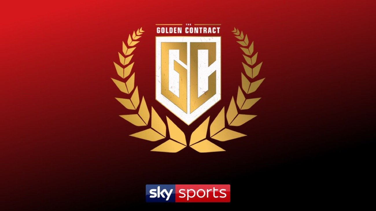 - MTK Global is delighted to confirm the pioneering #GoldenContract tournament will be broadcast by TV giants Sky Sports in association with Matchroom Boxing.