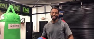 "Chad Dawson - Less than four months removed from his highly-anticipated return to professional boxing, former two-time world champion and pound-for-pound king ""Bad"" Chad Dawson steps back into the ring for yet another shot at championship glory."