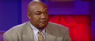 George Foreman Wants To Work With Deontay Wilder, Build His Physical Strength: He Needs To Go Back And Get To The Earth