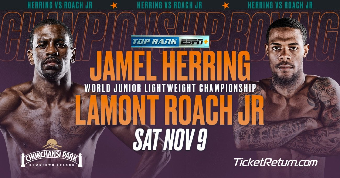 Jamel Herring Lamont Roach Press Room