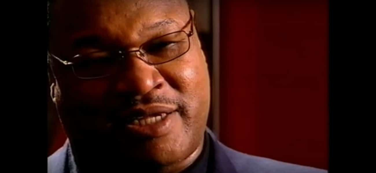 Larry Holmes, Ray Mercer - Boxing History