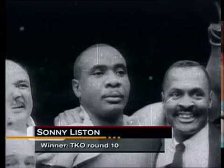 Sonny Liston Boxing History Boxing News