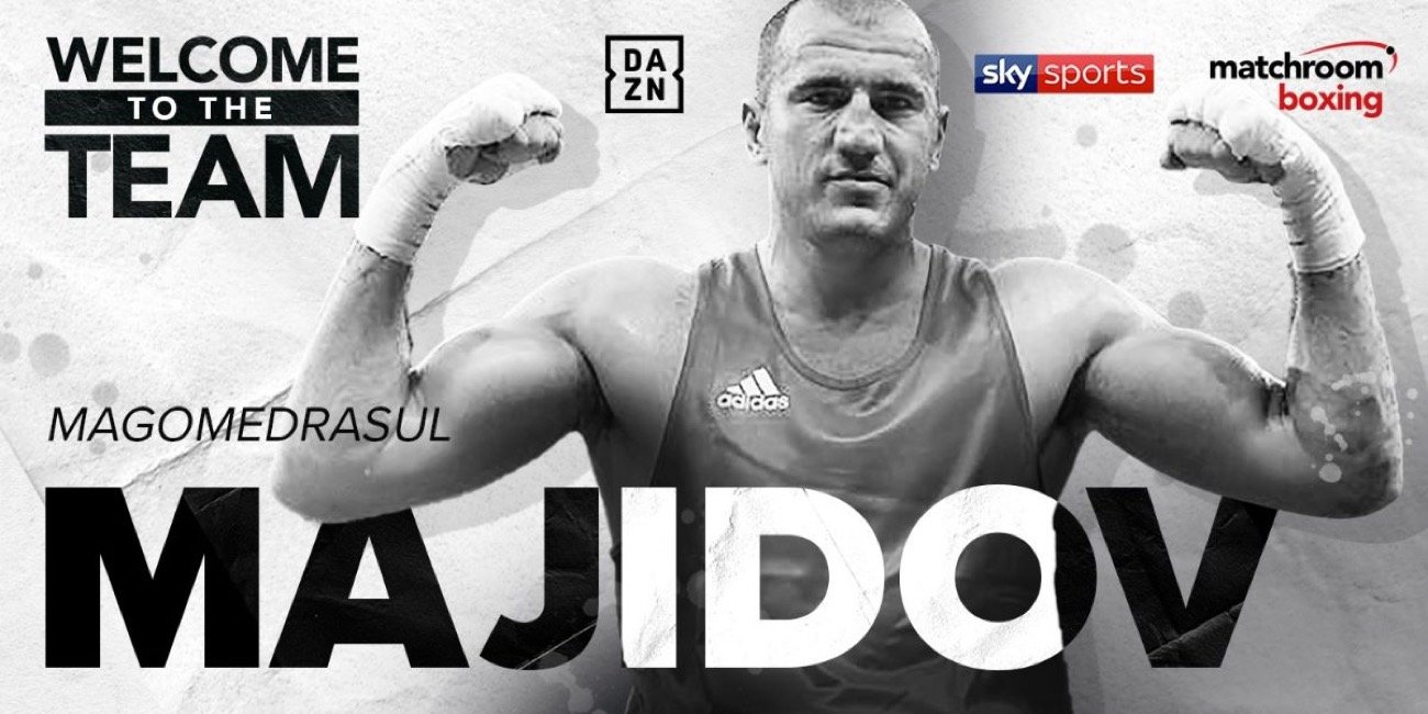Magomedrasul Majidov - Majidov leaves a glittering amateur career behind to dive into the bustling Heavyweight mix, with the former three-time World champion making his debut on Friday September 13 at the Hulu Theater in New York, live on DAZN in the US and on Sky Sports in the UK.