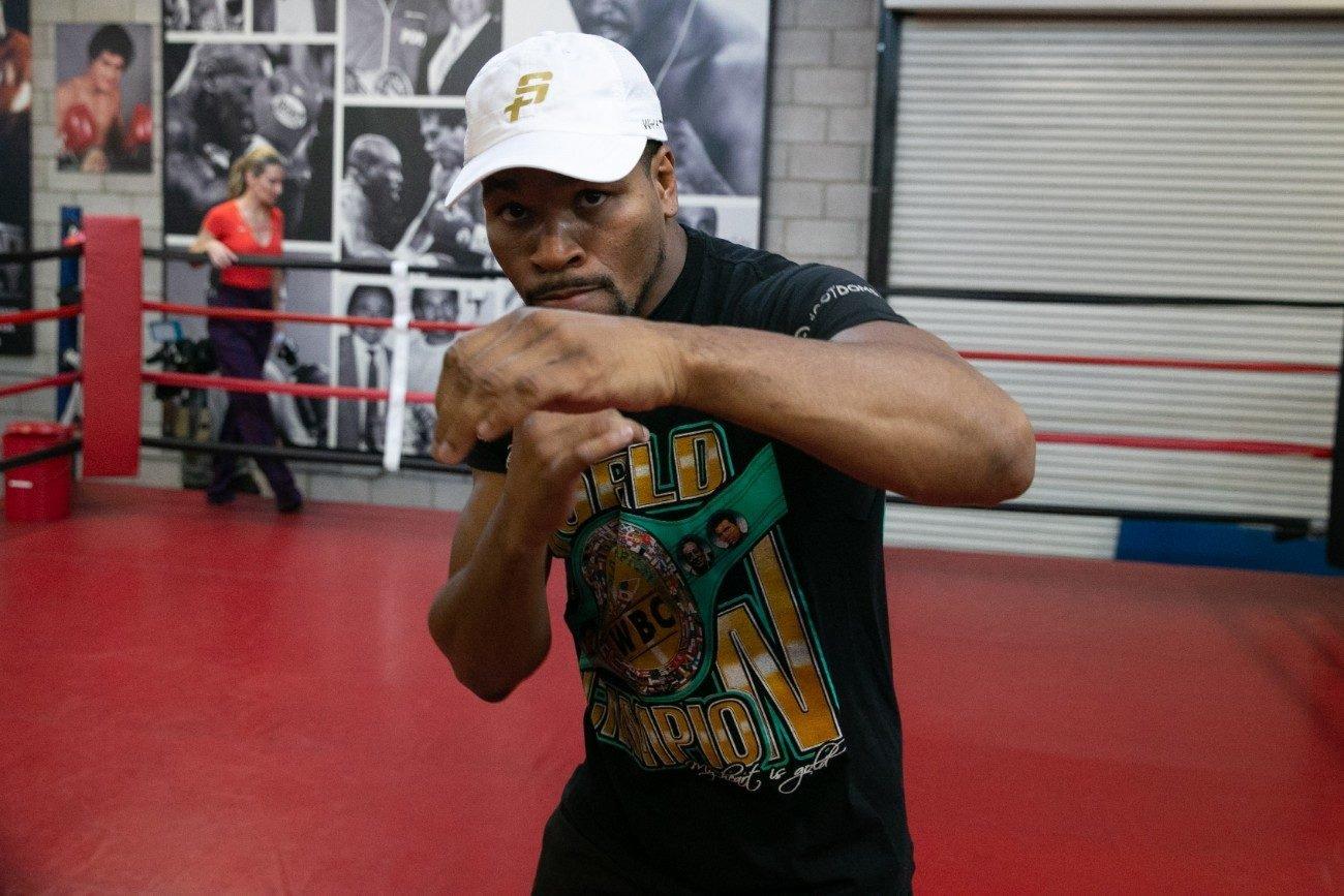 Anthony Dirrell David Benavidez Errol Spence Jerry Thomas Robert Guerrero Shawn Porter Boxing News