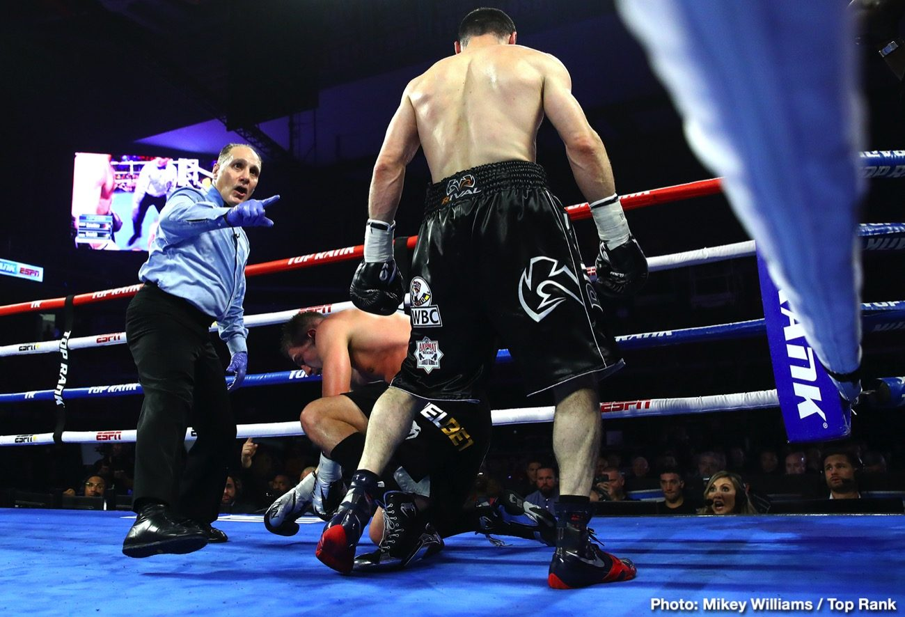 Adam Deines, Artur Beterbiev, Joe Smith Jr. - Boxing News