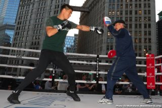 Bivol ready to fight Canelo at 168 or 175