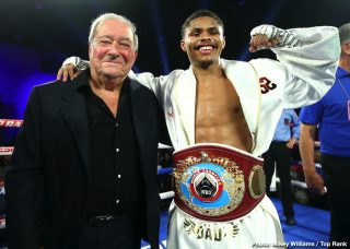 """Felix Caraballo - Evan Korn (Media Relations Director, Top Rank): First off, I want to thank all the media for hopping on this callas we bring back world-class boxing on Top Rank on ESPN.We kick things off Tuesday, June 9, from the MGM Grand Conference Center Grand Ballroomwith one of the sport's most dynamic young stars, WBO featherweight world champion Shakur Stevenson, who is testing the waters in a 10-round super featherweight bout against Puerto Rican contenderFelix """"La Sombra"""" Caraballo."""