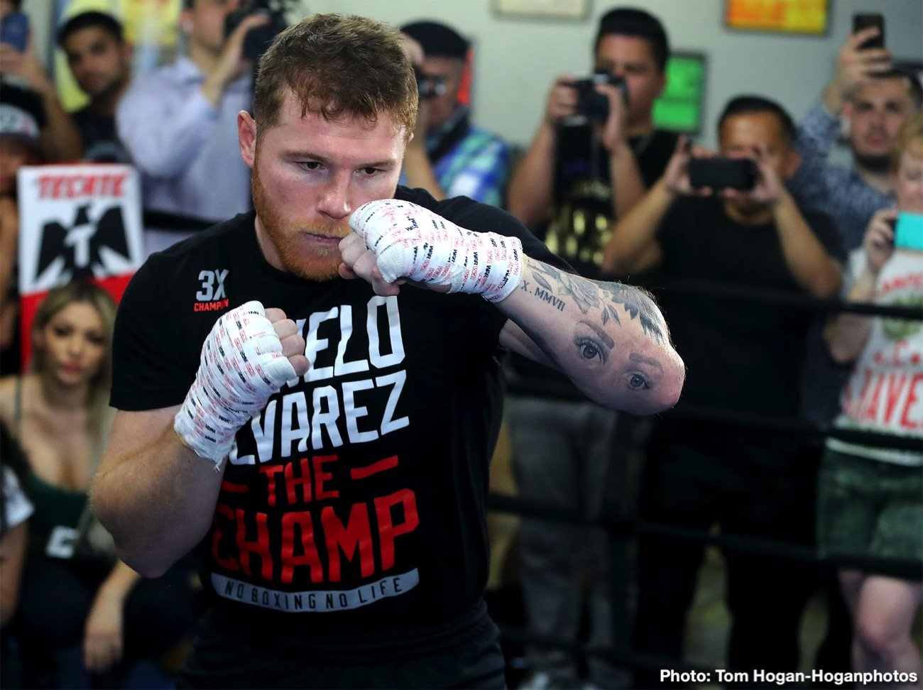 Canelo Alvarez, DAZN, Oscar De La Hoya - Oscar De La Hoya is frustrated with DAZN for them failing to approve any of the names that he's presented to them for Canelo Alvarez's next fight on September 12. Callum Smith is who Canelo could be facing next, but DAZN wants him to take less for this fight, says Steve Kim of ESPN.