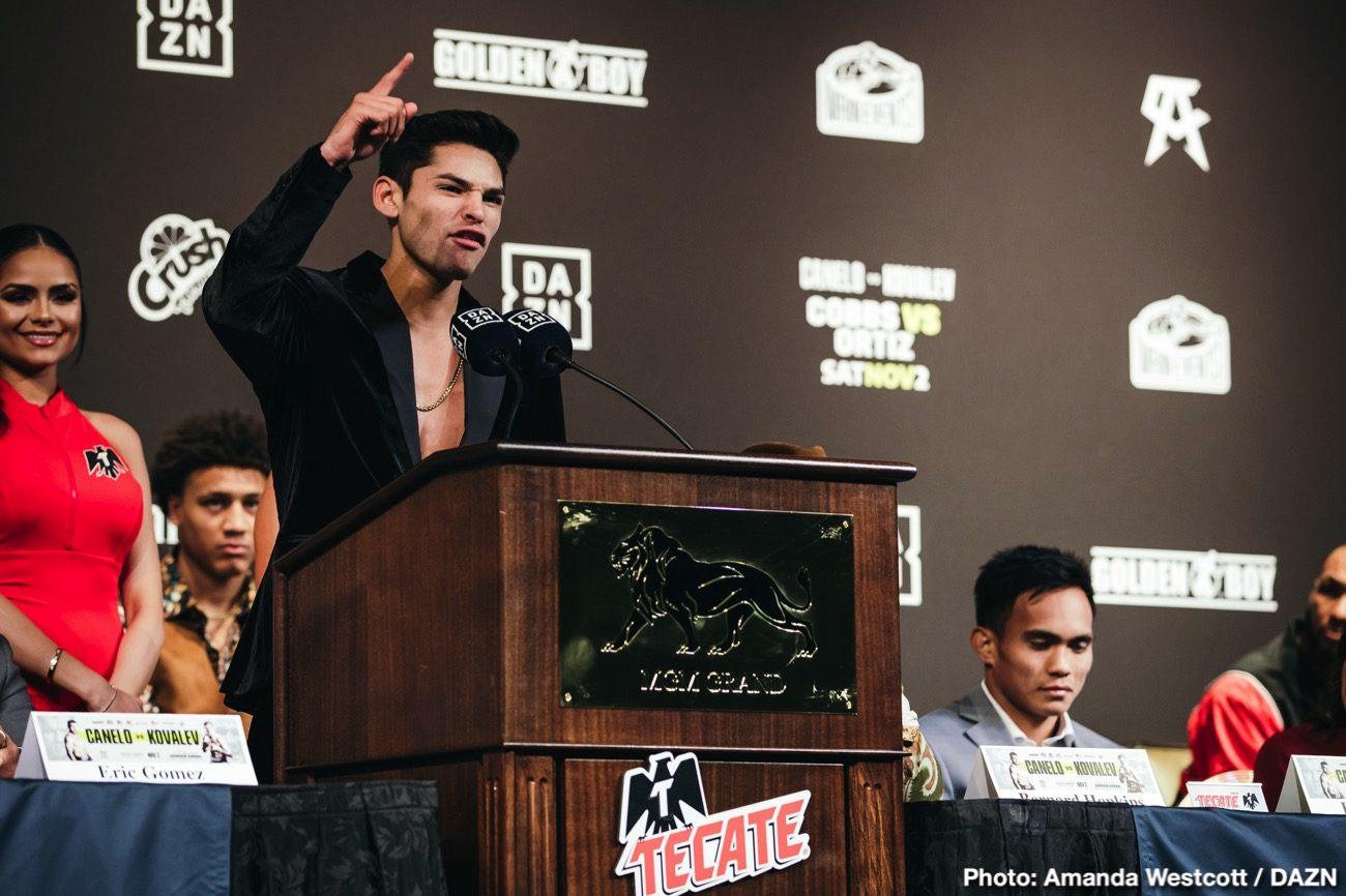 Luke Campbell, Ryan Garcia, Vasiliy Lomachenko - Boxing News