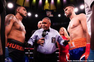 Ali Akhmedov, Gennadiy Golovkin, Israil Madrimov, Ivan Baranchyk, Sergey Derevyanchenko - Boxing News